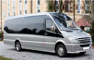 16 Seater Luxury Minibus